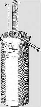 Двигатель внутреннего сгорания - история создания