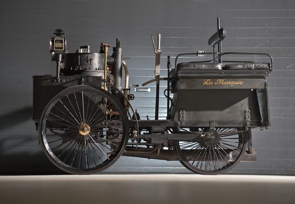 картинка первый автомобиль с паровым двигателем родственники друзья