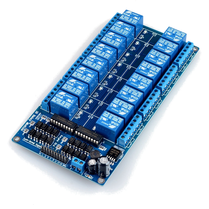 1 Channel 5V Relay Module Board PIC AVR DSP ARM