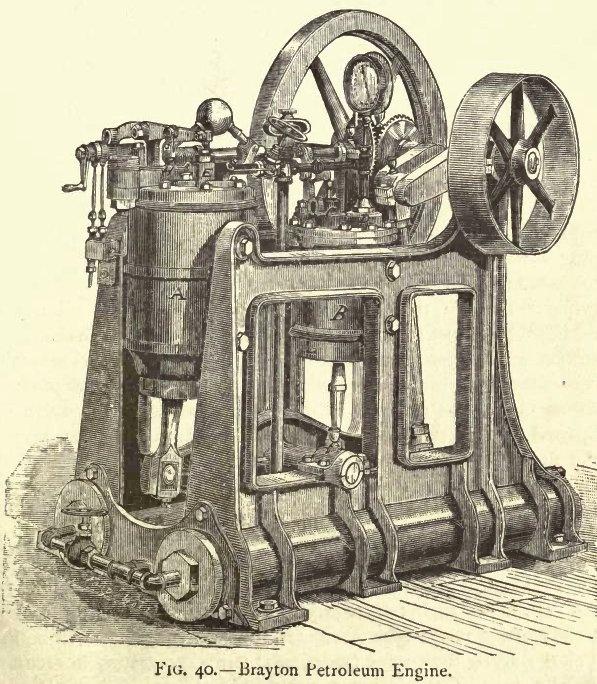 Двигатель Брайтона